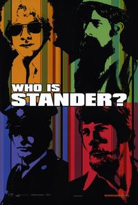 Stander - 27 x 40 Movie Poster - Style B