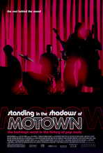 Standing in the Shadows of Motown - 27 x 40 Movie Poster - Style B