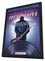 Standing in the Shadows of Motown - 11 x 17 Movie Poster - Style C - in Deluxe Wood Frame