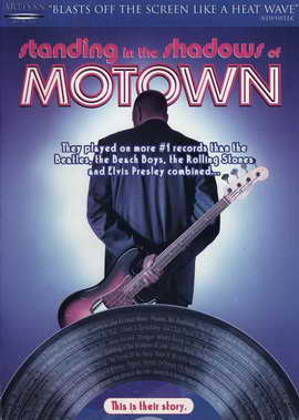 Standing in the Shadows of Motown - 27 x 40 Movie Poster - Style C