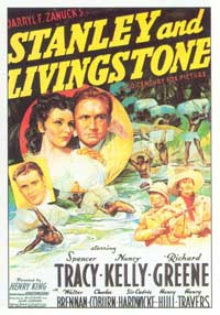 Stanley and Livingstone - 11 x 17 Movie Poster - Style A