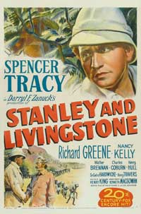 Stanley and Livingstone - 27 x 40 Movie Poster - Style A