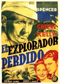 Stanley and Livingstone - 11 x 17 Movie Poster - Spanish Style B