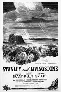 Stanley and Livingstone - 27 x 40 Movie Poster - Style E