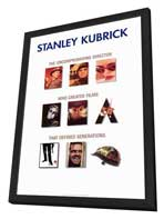 Stanley Kubrick - Promotion - 27 x 40 Movie Poster - Style A - in Deluxe Wood Frame