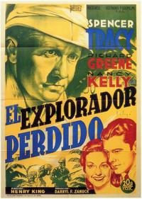 Stanley and Livingstone - 11 x 17 Movie Poster - Spanish Style A