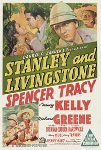 Stanley and Livingstone - 27 x 40 Movie Poster - Australian Style A