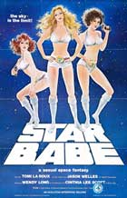 Star Babe - 27 x 40 Movie Poster - Style A