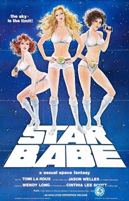 Star Babe - 11 x 17 Movie Poster - Style A