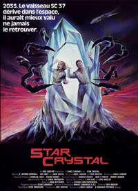 Star Crystal - 11 x 17 Movie Poster - French Style A