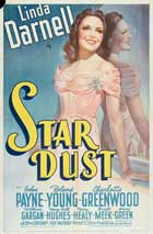 Star Dust - 27 x 40 Movie Poster - Style A