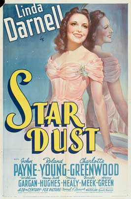 Star Dust - 11 x 17 Movie Poster - Style A