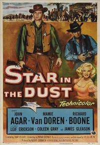 Star in the Dust - 27 x 40 Movie Poster - Style A
