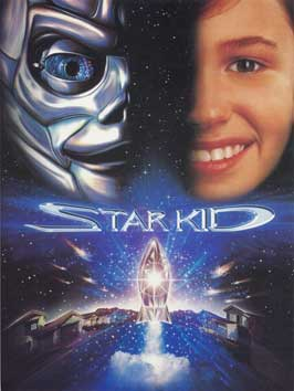 Star Kid - 43 x 62 Movie Poster - Bus Shelter Style B