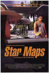 Star Maps - 27 x 40 Movie Poster - Style A