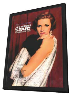 Star! - 11 x 17 Movie Poster - Style B - in Deluxe Wood Frame