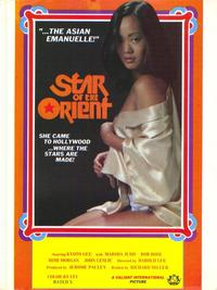 Star of the Orient - 27 x 40 Movie Poster - Style A