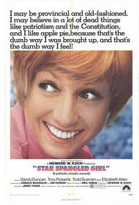 Star Spangled Girl - 27 x 40 Movie Poster - Style A