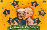 Star Spangled Rhythm - 11 x 17 Movie Poster - Spanish Style A