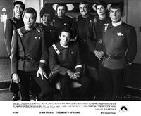 Star Trek 2: The Wrath of Khan - 8 x 10 B&W Photo #1
