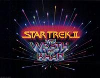 Star Trek 2: The Wrath of Khan - 11 x 14 Movie Poster - Style I