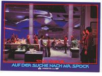 Star Trek 3: The Search for Spock - 11 x 14 Poster German Style A