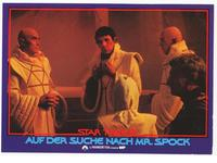 Star Trek 3: The Search for Spock - 11 x 14 Poster German Style C