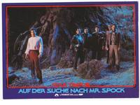 Star Trek 3: The Search for Spock - 11 x 14 Poster German Style E