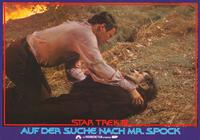 Star Trek 3: The Search for Spock - 11 x 14 Poster German Style F