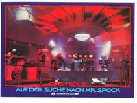 Star Trek 3: The Search for Spock - 11 x 14 Poster German Style G