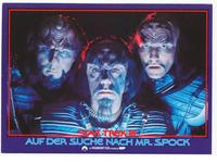 Star Trek 3: The Search for Spock - 11 x 14 Poster German Style H