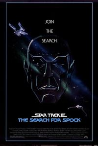 Star Trek 3: The Search for Spock - 27 x 40 Movie Poster - Style A