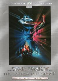 Star Trek 3: The Search for Spock - 27 x 40 Movie Poster - Style D