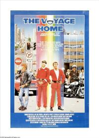 Star Trek 4: The Voyage Home - 43 x 62 Movie Poster - Bus Shelter Style B