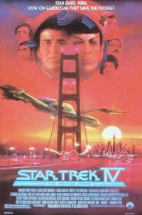 Star Trek 4: The Voyage Home - 11 x 17 Movie Poster - Style D