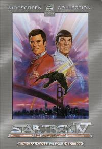 Star Trek 4: The Voyage Home - 11 x 17 Movie Poster - Style E