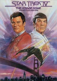 Star Trek 4: The Voyage Home - 11 x 17 Movie Poster - Style F