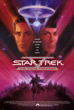 Star Trek 5: The Final Frontier - 27 x 40 Movie Poster - Style A