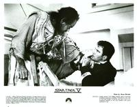 Star Trek 5: The Final Frontier - 8 x 10 B&W Photo #4
