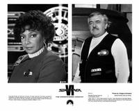 Star Trek 6: The Undiscovered Country - 8 x 10 B&W Photo #1