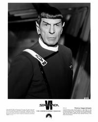 Star Trek 6: The Undiscovered Country - 8 x 10 B&W Photo #13