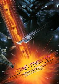 Star Trek 6: The Undiscovered Country - 11 x 17 Movie Poster - Style E