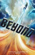 """Star Trek Beyond"" Movie Poster"