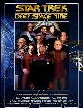 Star Trek: Deep Space Nine - 27 x 40 Movie Poster - Style J