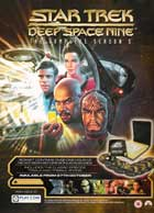 Star Trek: Deep Space Nine - 11 x 17 Movie Poster - UK Style A