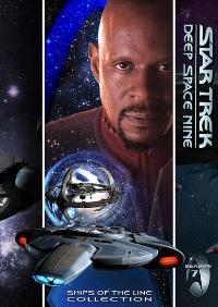 Star Trek: Deep Space Nine - 27 x 40 Movie Poster - Style A