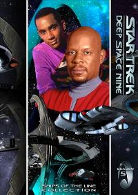 Star Trek: Deep Space Nine - 27 x 40 Movie Poster - Style C
