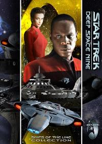 Star Trek: Deep Space Nine - 27 x 40 Movie Poster - Style E