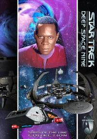 Star Trek: Deep Space Nine - 11 x 17 Movie Poster - Style G