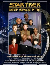 Star Trek: Deep Space Nine - 11 x 17 Movie Poster - Style H